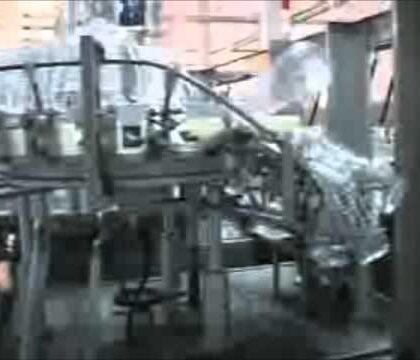 Pet Şişe Çalkalama Yıkama Makinası