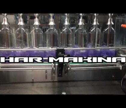 Deterjan Dolum Makinası