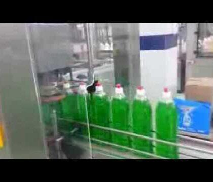 Otomatik Besleme ve Lineer Sıkma Makinası